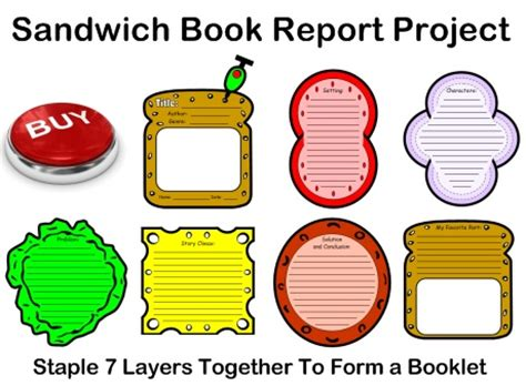 Cereal Box Book Report - Chandler Unified School District